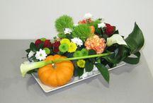 Mes créations / J'aimerais vous faire partager mon métier, ma passion avec mes créations florales =)