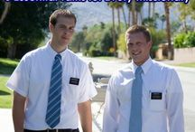 elder Mike brother missionary