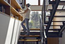 家のな階段