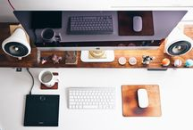 - retire-on-fire // office - / Office design inspiration for retire-on-fire a #portableincome specialist.