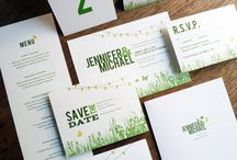 Invitations / Wedding invite ideas