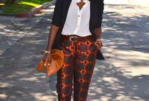 Ankara Styles/ Nigerian Trad Inspired