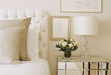 Bedroom redo / by Angela Broich