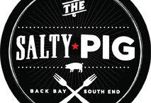 Back Bay Restaurants / by Boston Luxe