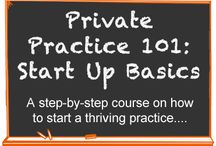 Building a Private Practice