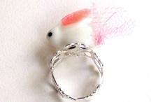 **** rings**** / My rings. Please follow me.  / by HirasuGaleri