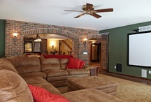 Basement Ideas / by Alicia Morris