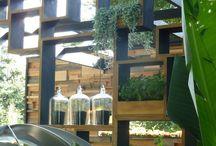 Garden fences & Screens
