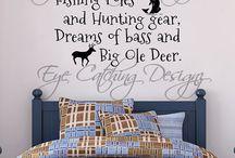 Hunter's New Room