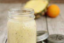 Smoothies, Overnight Oatmeal