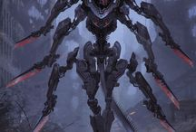 Fantasy/Scifi Monsters