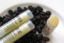 Caffeinated Beauty / Shock your senses with a bit of java in your favorite shampoo, lotion, or lip balm!
