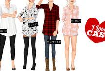 vestiti per the sims 4