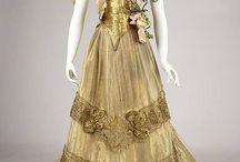 Fashions Before 1920