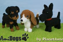 Knitted or crochet patterns for Hearing Dog group project Mount Barker