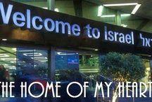 Tel Aviv / that's where I live