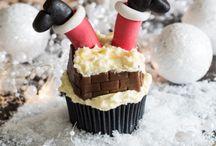 Kerstrecepten / Tijdens Kerstmis is de keuken het middelpunt. Wat ga jij bakken deze Kerst? Vind hier ideeën voor cupcakes, koekjes, cakepops en meer waarmee jij je familie tijdens Kerst heel blij zult maken!