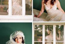 wedding: bridal portrait.