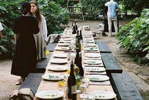 Bryllup bord