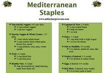 Mediterranean food / by Becky Williams