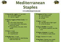 Mediterranean food / by Becky Williams