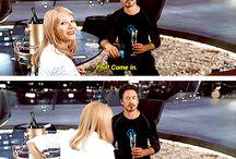 Tony. Freaking. Stark.