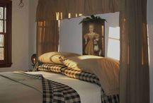 Period Bedrooms / by Debbie Showalter