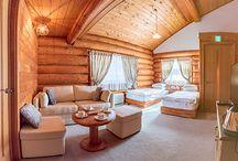 Tennbouka Mountain Lodge - Interiors
