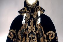 Couture, Costumes, Corsets and Clothing. / Gorgeous Clothes From Many Eras.