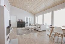 Interior ceiling / Sisäkatto