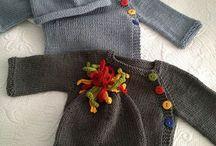 Newborn Crochet Jackets
