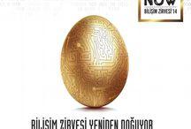 ICT Summit NOW Bilişim Zirvesi'14 / 30 Eylül-01 Ekim 2014 Lütfi Kırdar Kongre Merkezi - En İyilerden Özgür Konferanslar