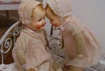 retro babák