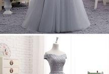 Skuleball kjole