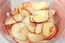 Recepten / Iets met appel