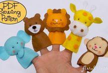 crocet toys