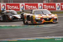 V de V Endurance Series Le Mans 2016 / The  V de V Endurance Series is a racing league founded in 1992, which has several endurance and sprint races using modern and historic vehicles.