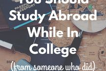 study aboard & careers
