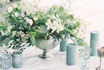 Powder Blue Wedding