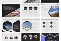 Design: PPT/Keynote Templates