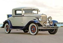 Old cars-