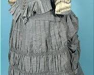 dress early 1880s / 83