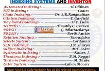 Indexing Systems and Inventor