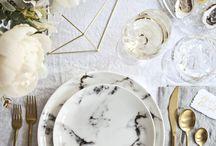Dinner table ideas