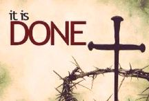 He is risen / Let's tell the world about our POWERFUL God. Pinner's feel free to add more people.