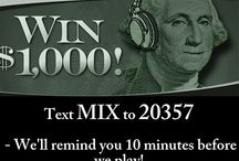 Win / Stuff You Can Win from Mix 105.1 FM