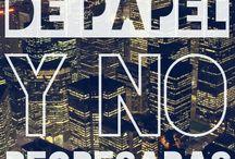 ciudades de papel Jonh Green (mi libro favorito) >u<