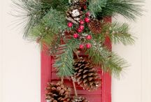 Christmas/winter DIY decor / by Nicole Michelle