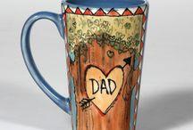 Ceramic Fathersday