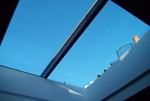 Space: Sliding rooflight